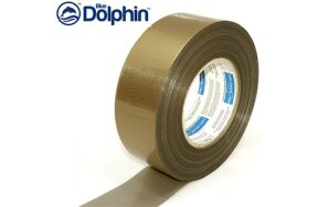 PREMIUM BLUE DOLPHIN GOLD TAPE 48mm x 50m